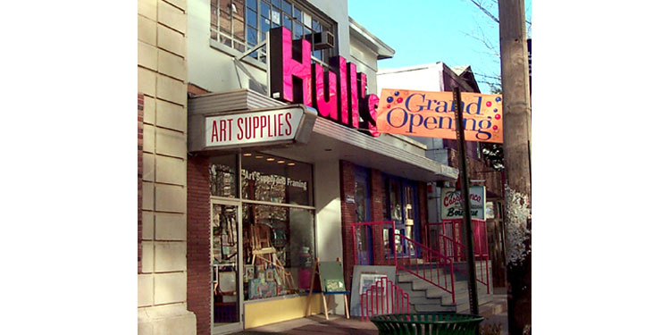Hull's Art Supply